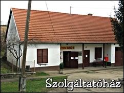 szolg. ház