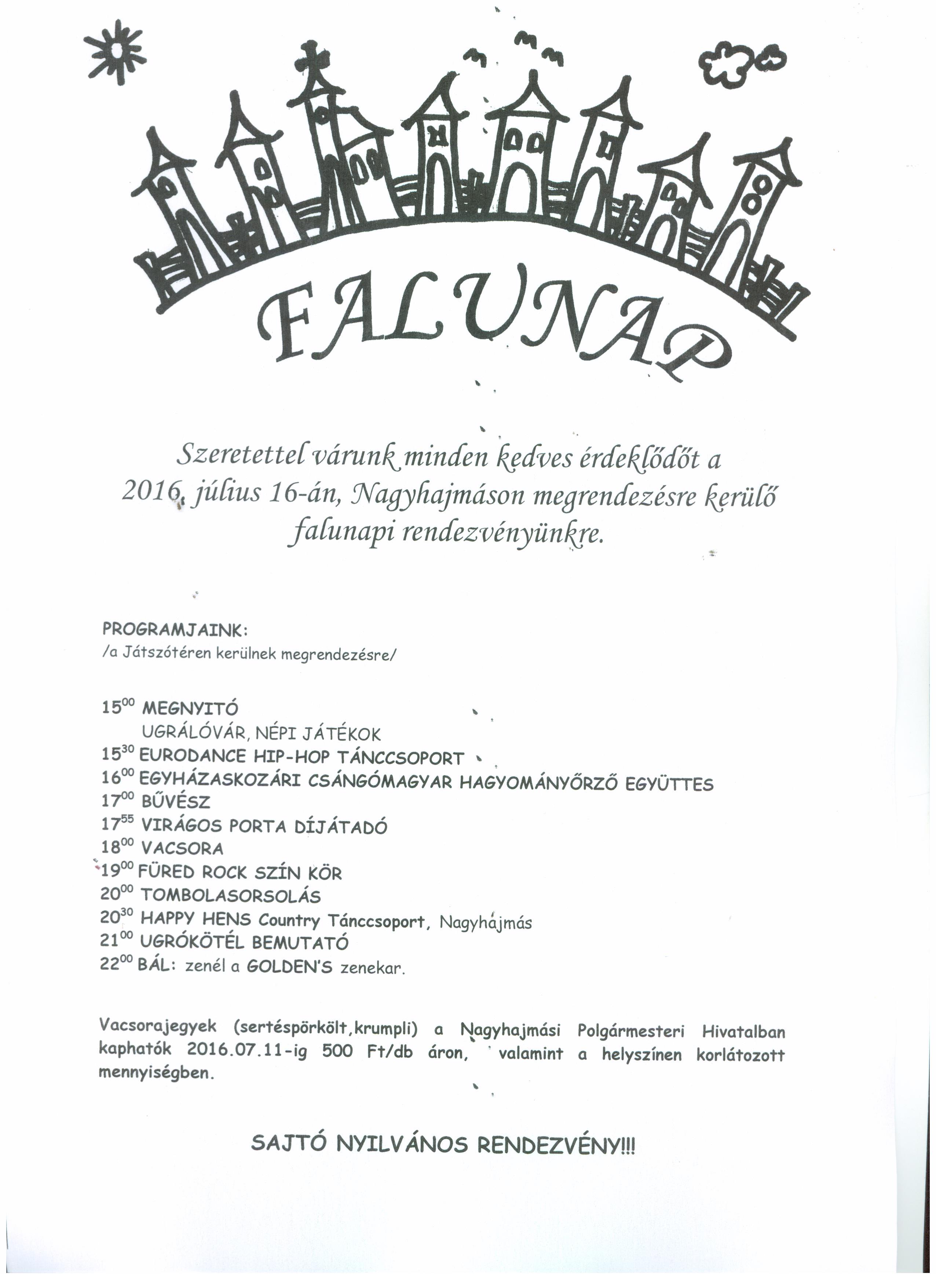 Falunap 2016